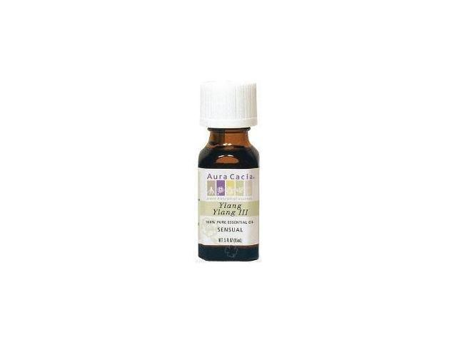 Essential Oil Ylang Ylang - Aura Cacia - 0.5 oz - EssOil