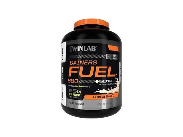 Gainers Fuel Pro-Vanilla Shake - Twinlab, Inc - 6.17 Lb - Powder