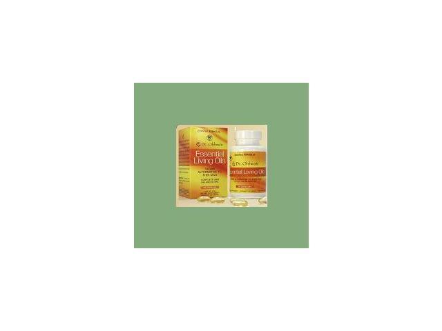 Dr. Ohhira's Essential Living Oils - Essential Formulas - 60 - Capsule