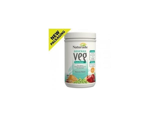 Vegetable Protein Powder Soy Free - Naturade Products - 16 oz - Powder