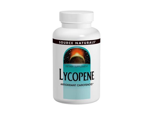 Lycopene 5mg - Source Naturals, Inc. - 30 - Softgel
