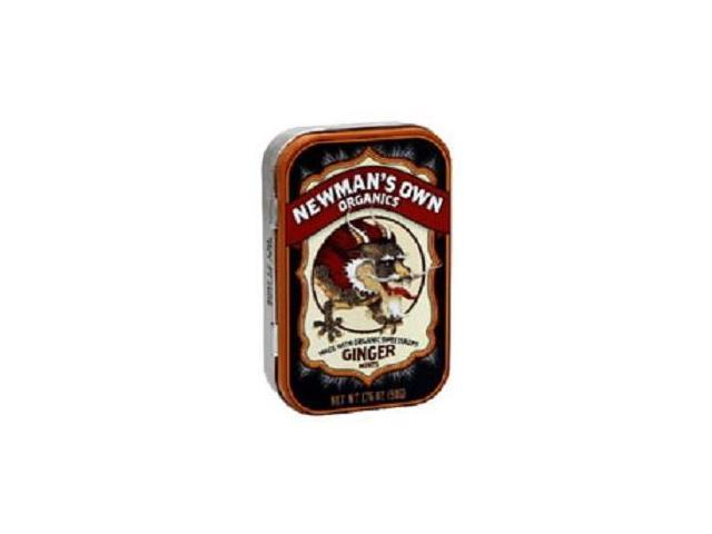 Newman's Ginger Mints - Newman's - 1 - Tin