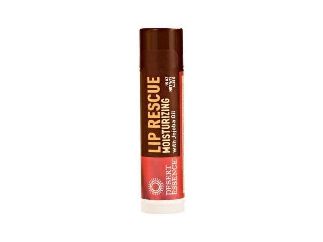 Lip Balm-Lip Rescue with Jojoba Oil - Desert Essence - 0.15 oz - Balm