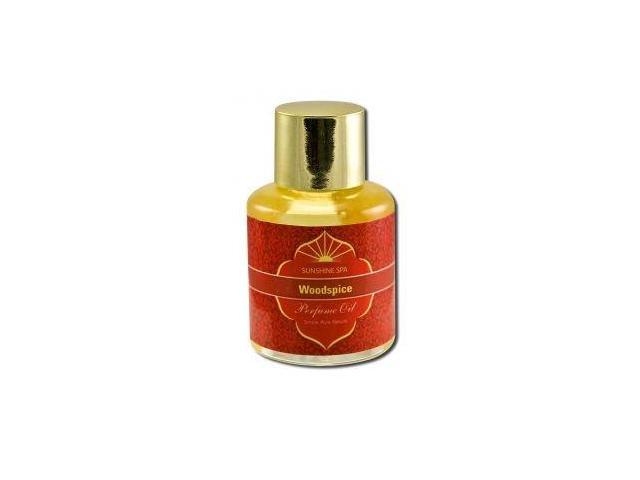 Wood Spice Oil - Sunshine Spa - 0.25 oz - Liquid