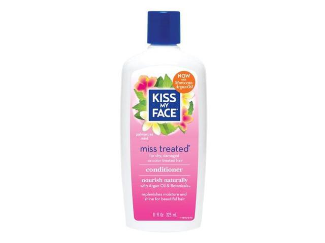 Organic Hair Care Paraben Free Miss Treated Conditioner - Kiss My Face - 11 oz - Liquid