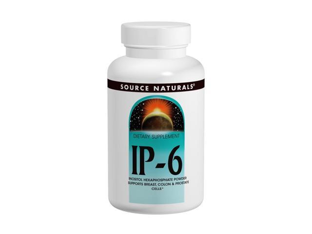 IP-6 Inositol Hexaphosphate Powder 200g - Source Naturals, Inc. - 200g - Powder