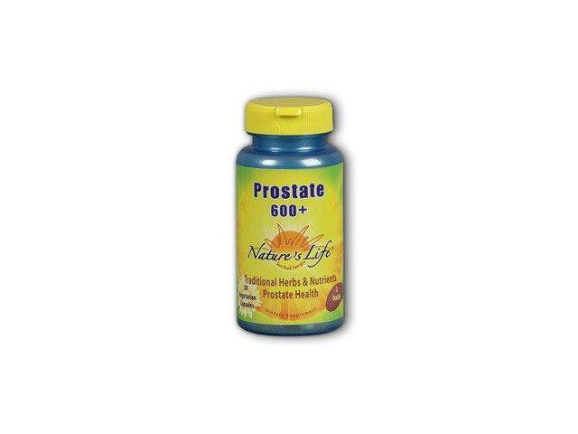 600 Prostate Maintain - Nature's Life - 50 - VegCap