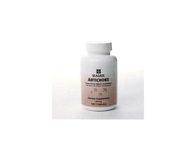 Artichoke 400 mg - Seagate Vitamins - 100 - Capsule