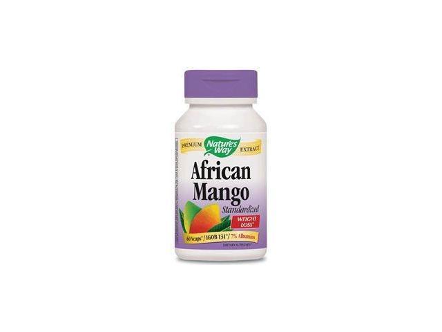 African Mango - Nature's Way - 60 - VegCap