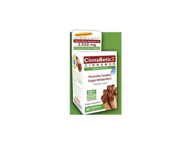 CinnaBetic II - Hero Nutritional - 60 - Capsule