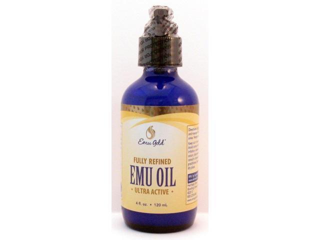 Emu Oil - Emu Gold - 4 oz - Liquid