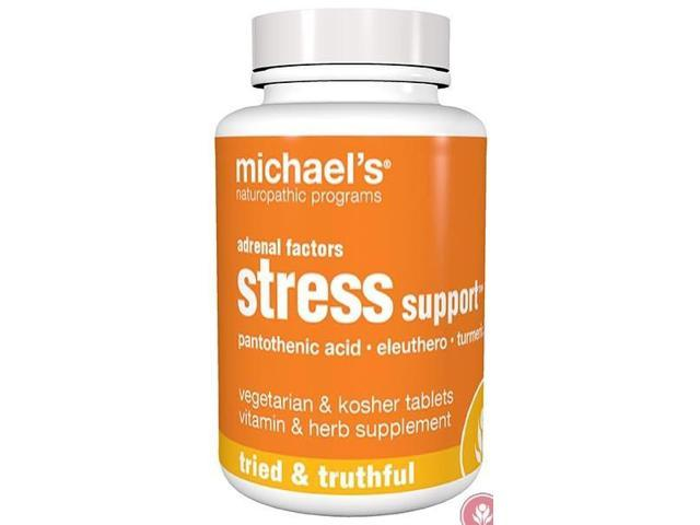 Adrenal Factors Stress Support - Michael's Naturopathic - 60 - Tablet