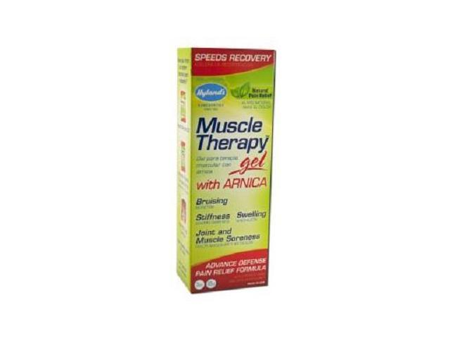 Hylands 731521 Muscle Therapy Gel With Arnica 3 Oz