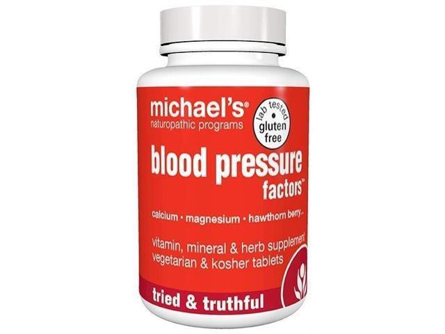 Blood Pressure Factors - Michael's Naturopathic - 180 - Tablet