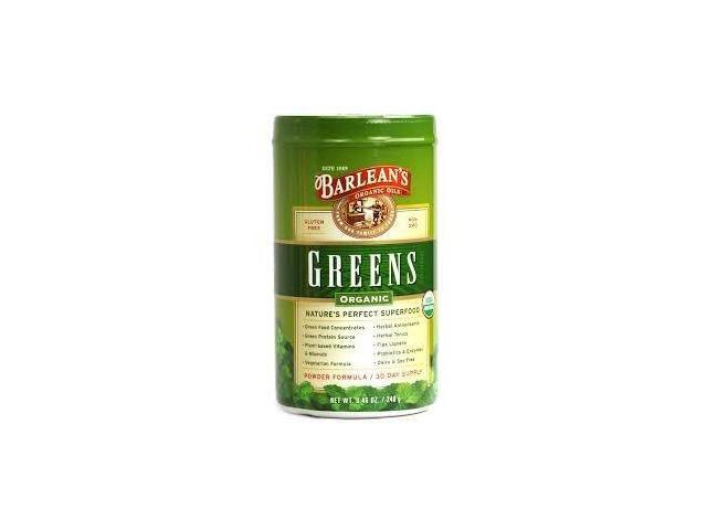Barlean's Greens - Barlean's - 8.46 oz - Powder