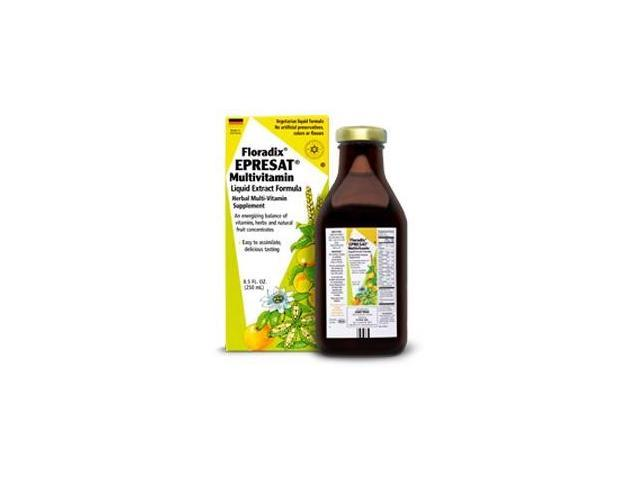 Adult Epresat Multivitamin - Flora Inc - 17 oz - Liquid