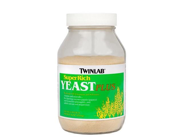 Super Rich Yeast Plus - Twinlab, Inc - 16 oz - Powder