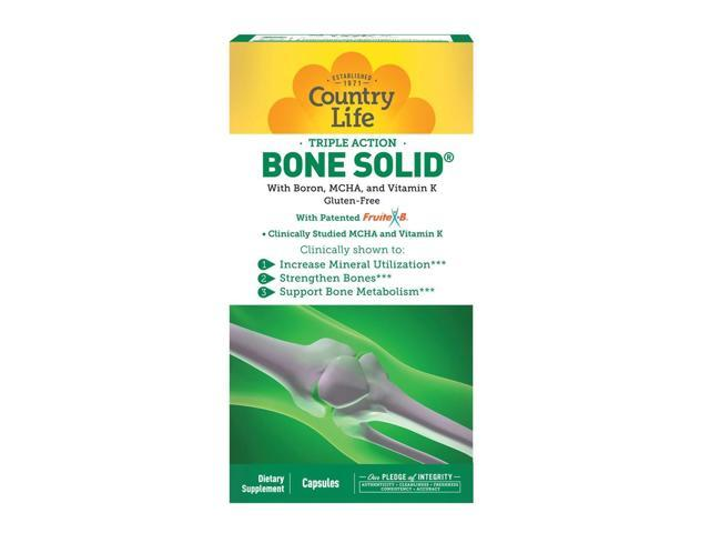 Bone Solid - Country Life - 240 - Capsule