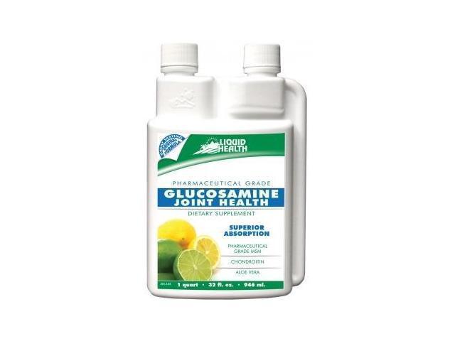 Glucosamine - Human - Liquid Health - 32 oz - Liquid