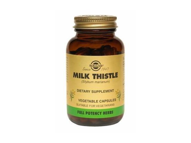 Milk Thistle 100mg - Solgar - 250 - VegCap