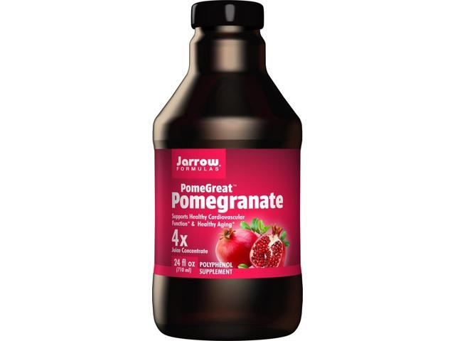 Pomegranate Juice Concentrate - Jarrow Formulas - 24 oz - Liquid