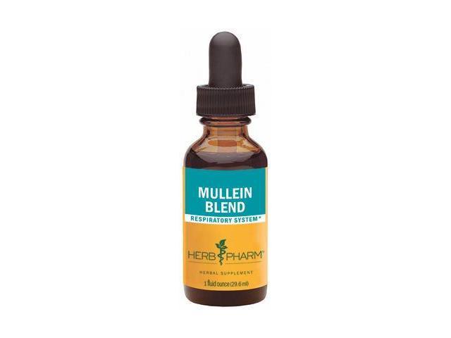 Mullein Extract - Herb Pharm - 1 oz - Liquid