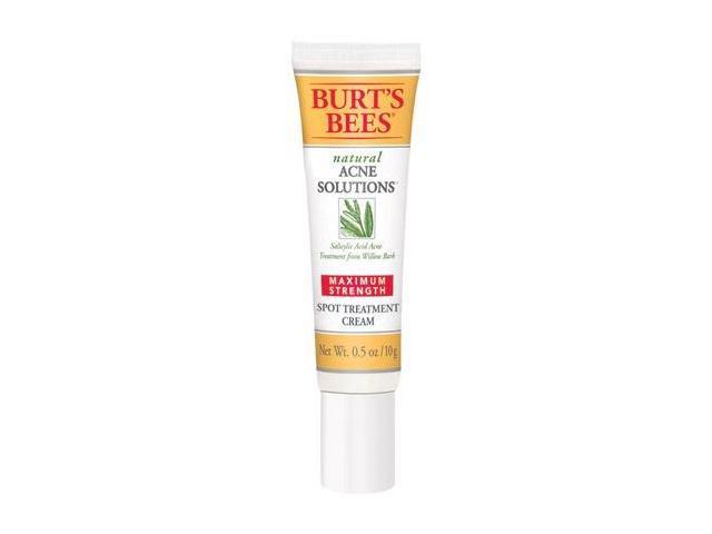 Natural Acne Solutions Maximum Strength - Burt's Bees - 0.5 oz - Cream