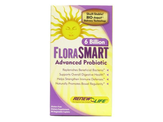 FloraSMART 6 Billion - Renew Life - 30 - Tablet