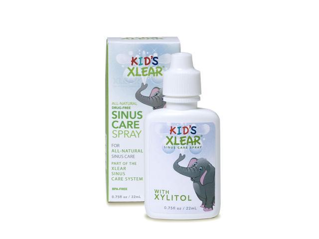 Kid's Xlear - Nasal Spray w/Xylitol - Xlear - 0.75 oz - Liquid