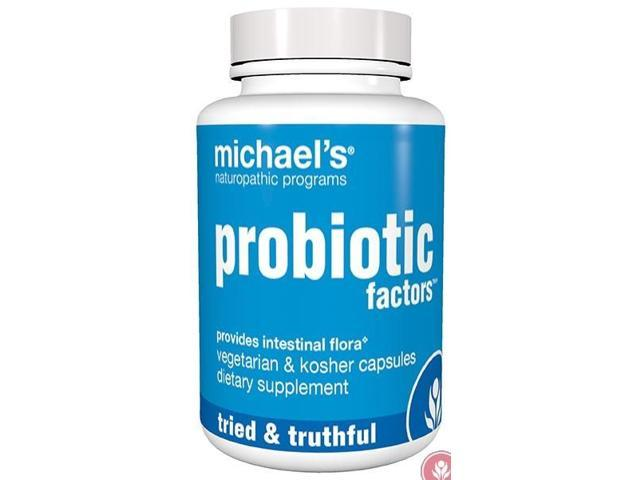 Probiotic Factors - Michael's Naturopathic - 90 - VegCap
