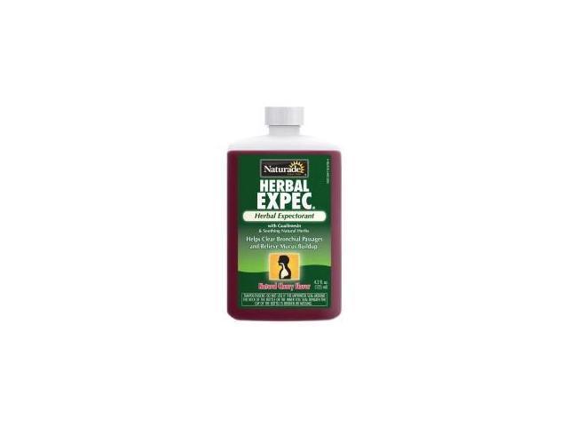 Herbal Expectorant - Naturade Products - 4 oz - Liquid