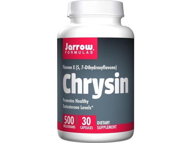 Chrysin 500mg - Jarrow Formulas - 30 - Capsule
