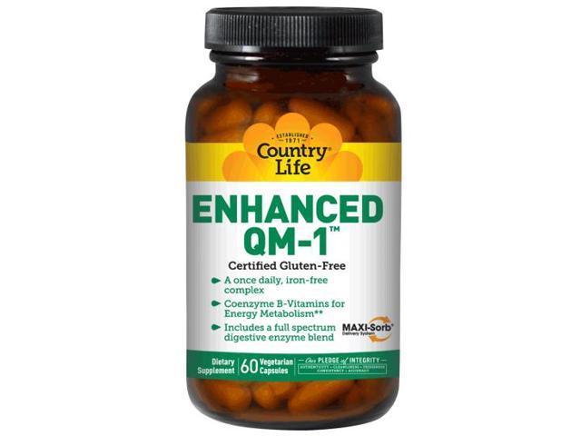 Enhanced QM-1 - Country Life - 60 - VegCap