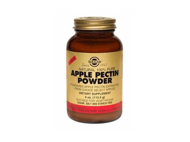 Apple Pectin - Solgar - 4 oz - Powder