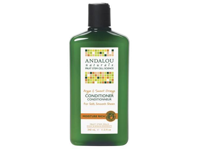 Sweet Orange Argan Moisture Conditioner - Andalou Naturals - 11.5 oz - Liquid