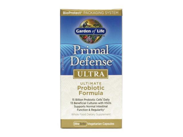 Primal Defense Ultra - Garden of Life - 90 - Capsule