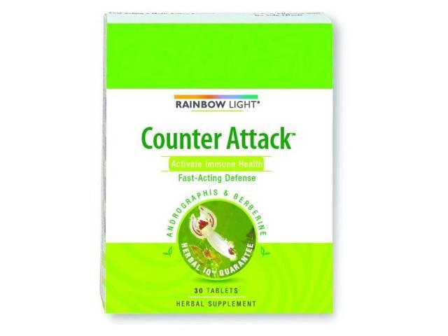 Counter Attack - Rainbow Light - 30 - Tablet