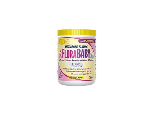 FloraBABY - Renew Life - 2.1 oz - Powder