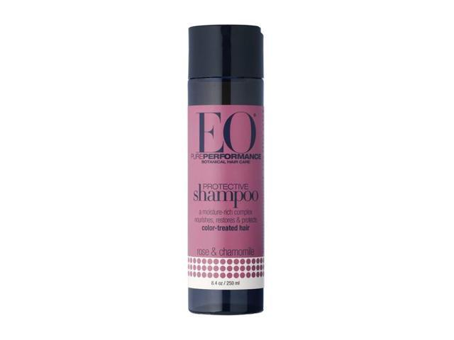 Shampoo Rose Chamomile - EO - 8.4 oz - Liquid