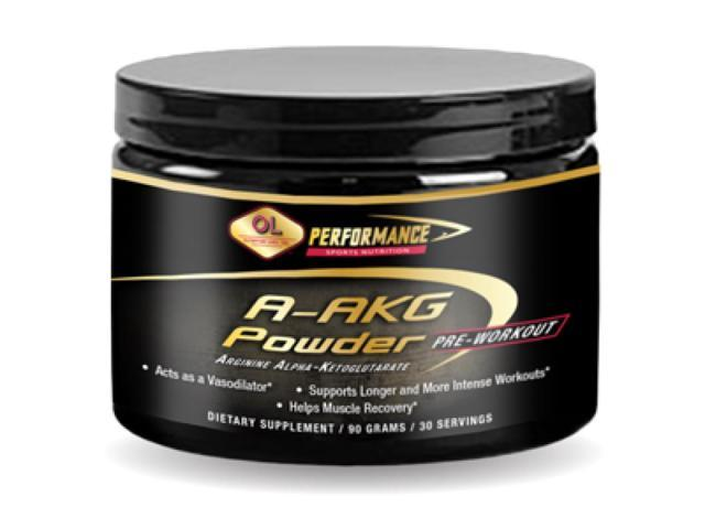 A-AKG Powder - Olympian Labs - 90 g - Powder