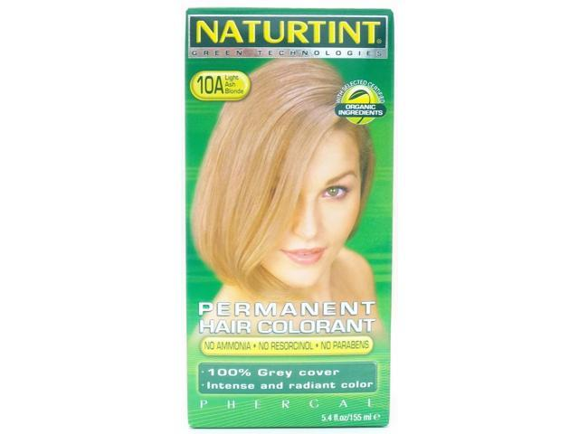 Naturtint Permanent Light Ash Blonde 10A 2 Ounces