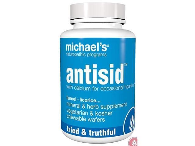 Antisid - Michael's Naturopathic - 90 - Chewable