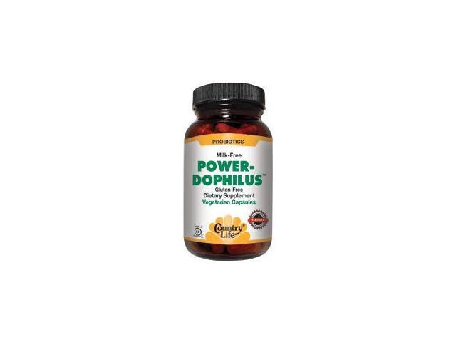 Power-Dophilus Milk Free - Country Life - 100 - VegCap