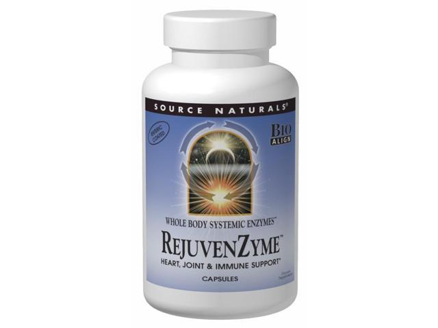 Rejuvenzyme - Source Naturals, Inc. - 120 - Capsule