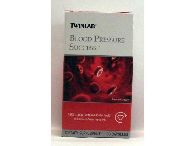 Blood Pressure Sucess - Twinlab, Inc - 60 - Capsule