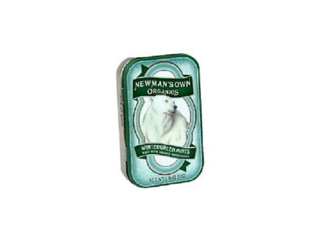 Newman's Wintergreen Mints - Newman's - 1 - Tin