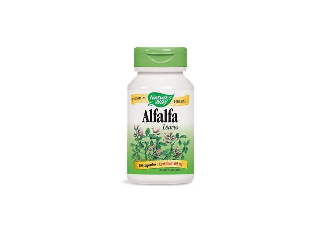 Alfalfa Leaves - Nature's Way - 100 - Capsule