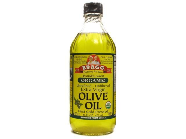 Extra Virgin Olive Oil - Bragg - 16 oz - Oil