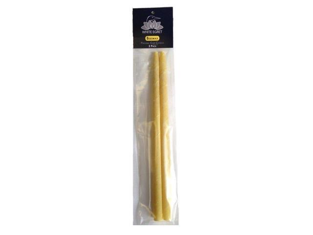 Herbal Beeswax Candles - White Egret INC - 2 pack - Candle
