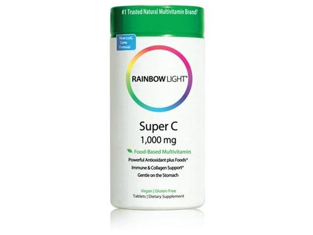 Super C 1000 - Rainbow Light - 120 - Tablet